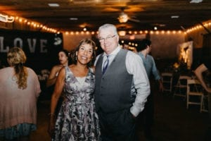 Terry and Sylvia Adams