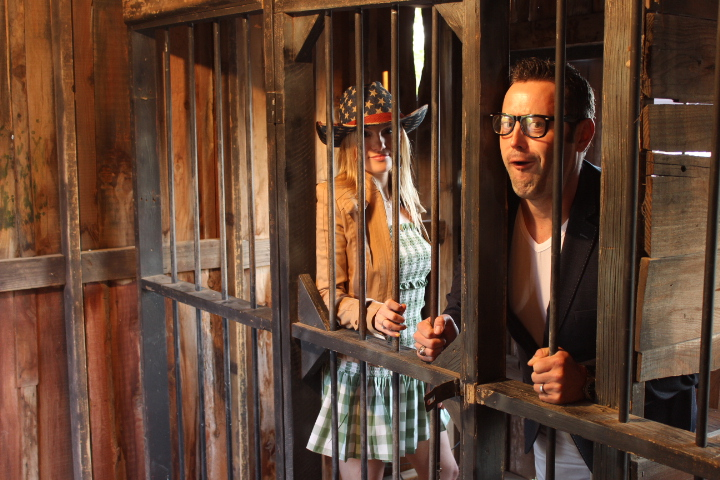 Jail photos at Enchanted Springs Ranch