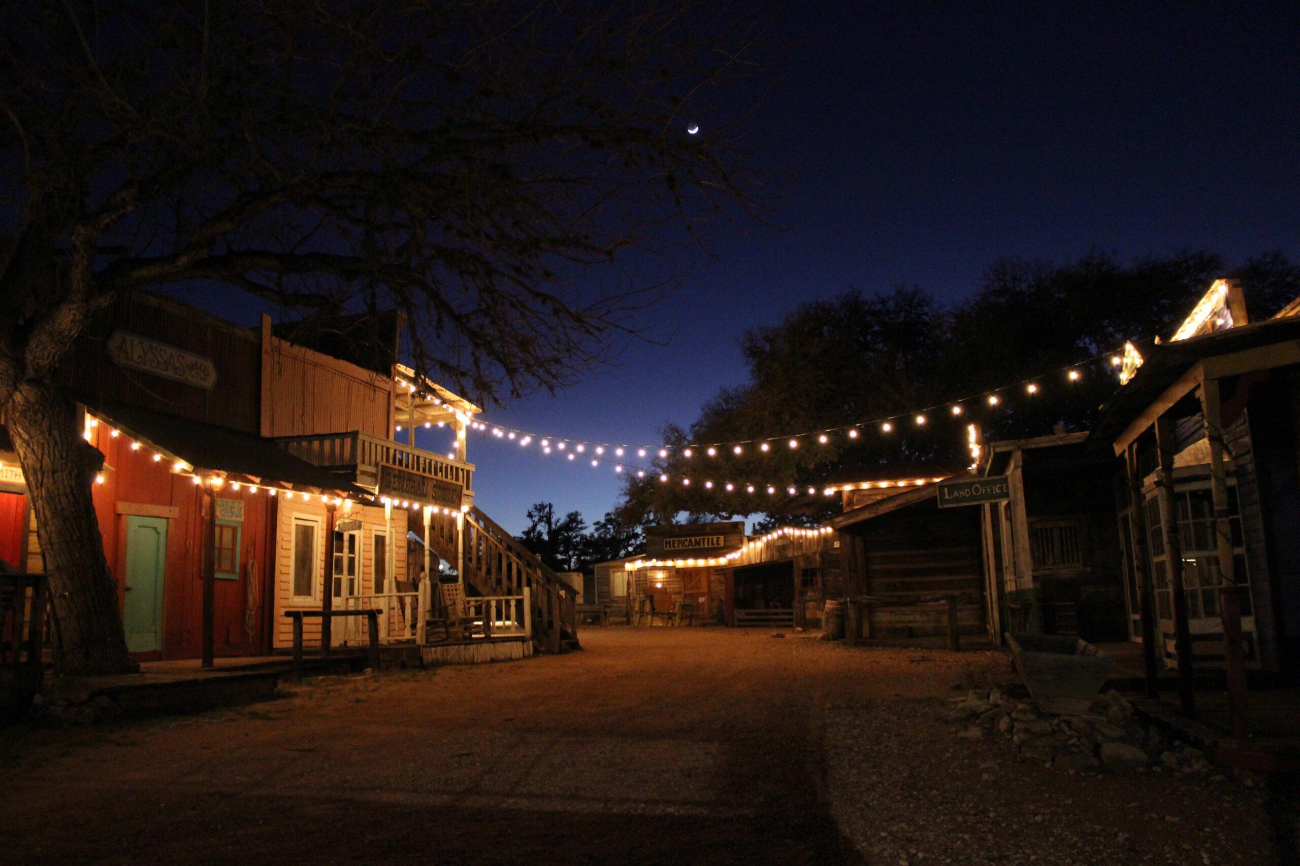 San Antonio Team Building Retreat Corporate Event Venue Enchanted Springs Ranch Hill Country Evenings